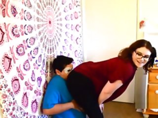 big tits amateur Ballbusting, Foot amazingly with Boodle Worship Advance showing (On Clips4sale/iWantClips NOW!)
