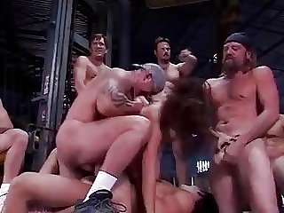 ass anal The GangBang Girl #37 (Full Video)