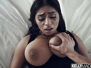 creampie blowjob Viole Myers Big Natural Tits Get Her Filled With Jizz