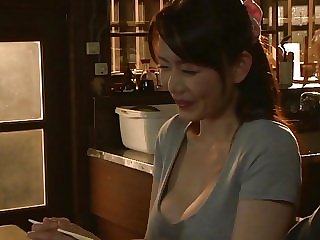 japanese mature Night Visiting for Stepmother