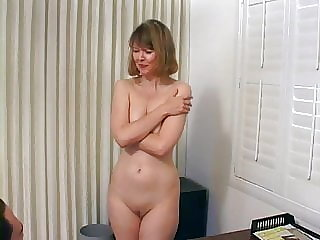 milf bdsm CMNF - Getting fired and forced to strip