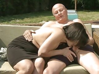 bbw anal Grannies Having Fun 9