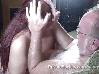 mature amateur Grandpa Needs Love Too