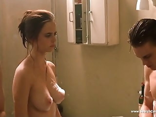 softcore celebrity Eva Green Nude Compilation - HD