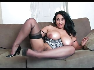 top rated pornstar Donna Ambrose AKA Danica Collins - Wank encouragement