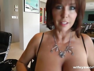 milf cumshot Fucking Wifey's Sister Before She Swallows Jizz