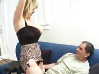 blonde big tits Huge Mature tits Patty! Patty Nimiety