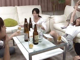 straight japanese Party of companion(censored)