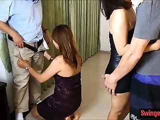 asian amateur Thai wife wants some foreign cock inside her pussy