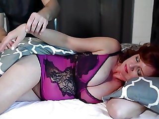 milf mature Early morning Fun with Stepmum