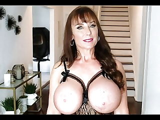 hardcore blowjob Huge titties Mature in her 1st boy-girl hardcore scene