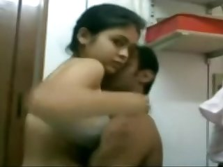 indian amateur Awesome sex with bhabi filmed in the bathroom