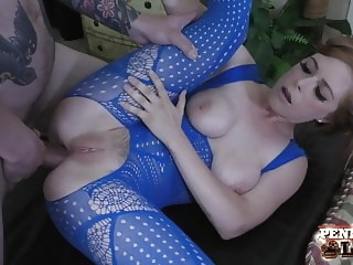 hardcore anal Penny Pax Gets Analized & Creampied By A Big Dick!